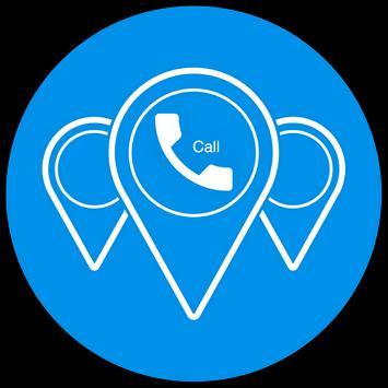 Mobile Caller True Locator 🗺 ảnh chụp màn hình 1