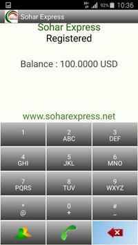 soharexpress-Mtel screenshot 1