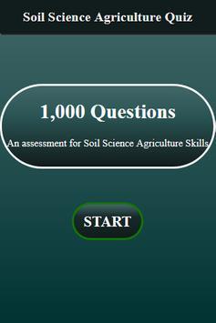 Soil Science Quiz screenshot 1
