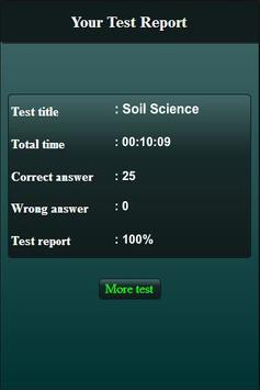 Soil Science Quiz screenshot 20