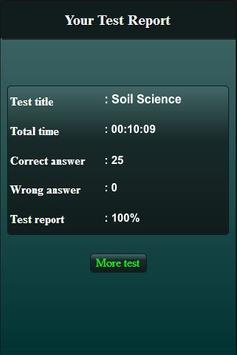 Soil Science Quiz screenshot 20