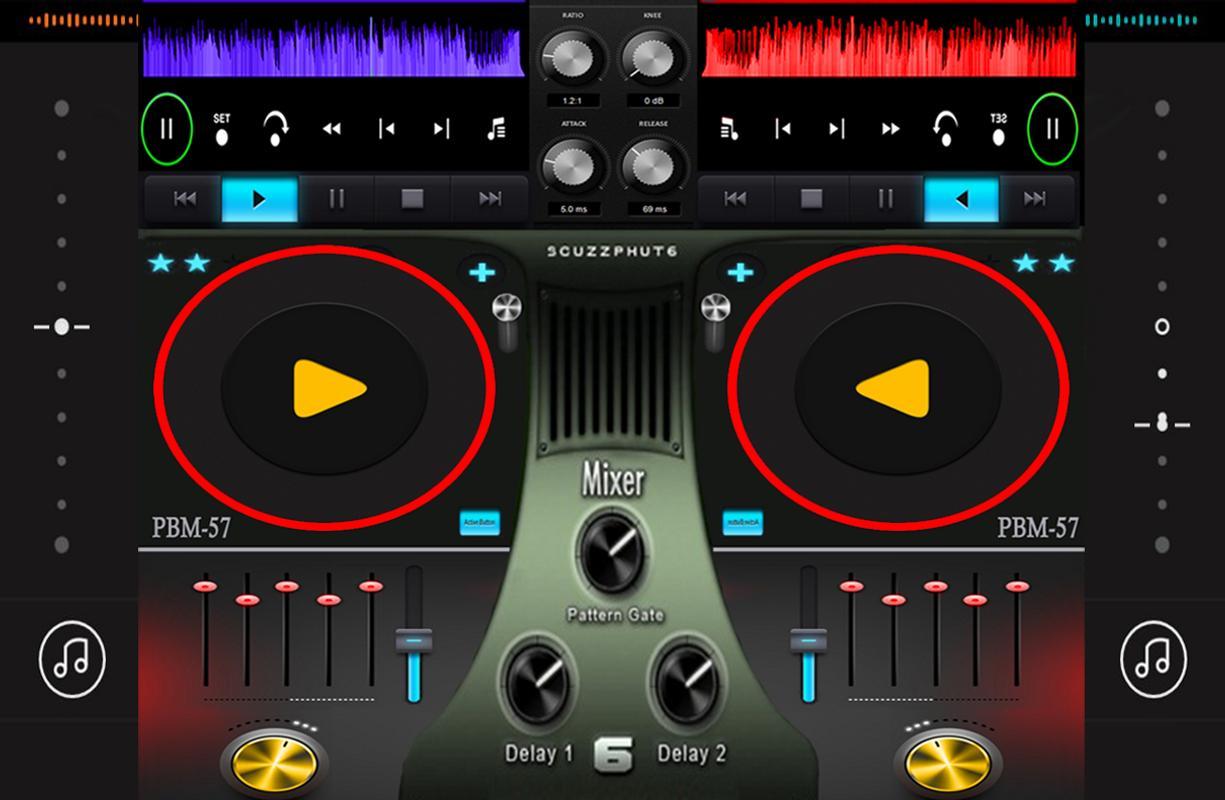 Virtual Dj Studio Music Mixer Für Android Apk Herunterladen