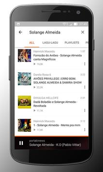 Solange Almeida All Songs apk screenshot