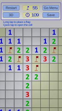 MineSweeper for Android poster