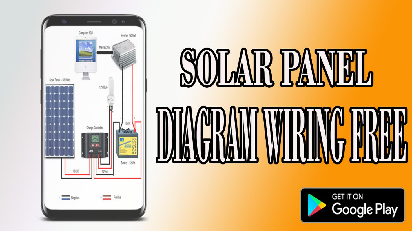 Solar Panel Diagram Wiring Free For Android Apk Download Captura De Pantalla 4