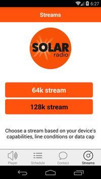 Solar Radio apk screenshot