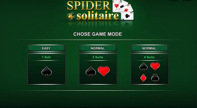 Deluxe Spider Solitaire screenshot 4