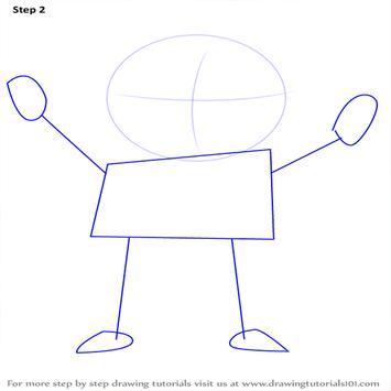 learn drawing Shin Chan screenshot 1