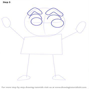 learn drawing Shin Chan screenshot 2
