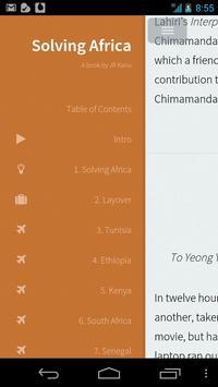 Solving Africa apk screenshot