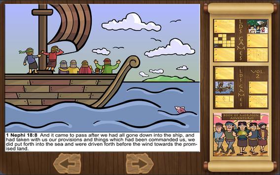 LDS Game Bundle Storybook apk screenshot