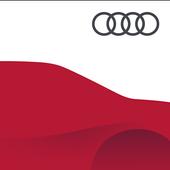 Audi A4 Virtual Showroom icon