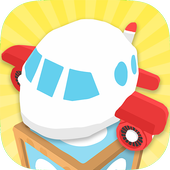 Overleap - jumps, toys and fun icon