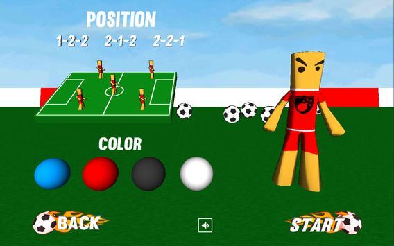 Mad Football screenshot 3