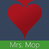 Mrs. Mop Solitaire icon