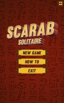Scarab solitaire screenshot 2