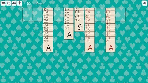 Simple Simon Solitaire apk screenshot