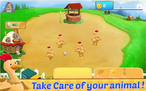 Cow Farm Games Free apk screenshot