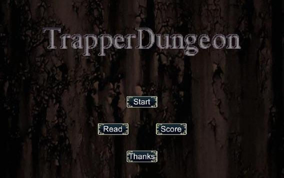 TrapperDungeon poster