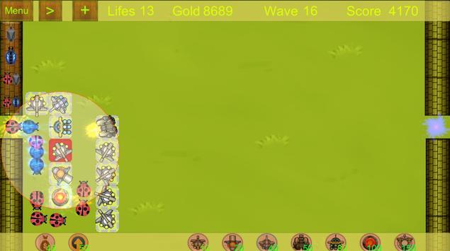 Beetle TD apk screenshot