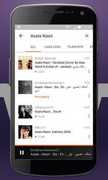 Song sof Asala Nasri screenshot 1