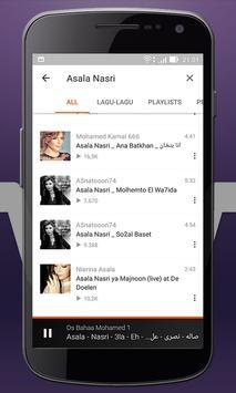 Song sof Asala Nasri screenshot 2