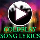 Hit COLDPLAY Album Songs Lyrics icon
