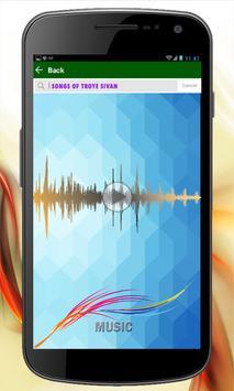 Songs Of TROYE SIVAN apk screenshot