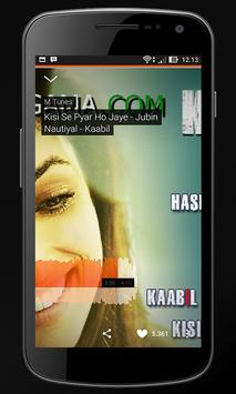 Songs Jubin Nautiyal apk screenshot