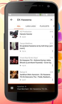 Songs of Ek Haseena Thi Ek Deewana Tha Movie apk screenshot