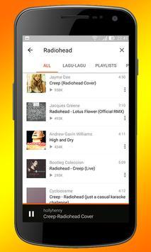 Songs of Radiohead apk screenshot