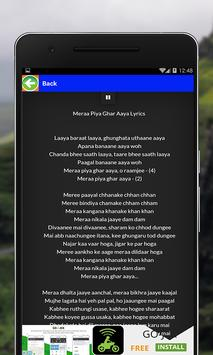 Songs of Si Manmaaniyan Thodi2 apk screenshot