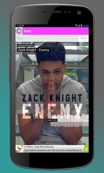 Songs of Zack Knight 2017 screenshot 1