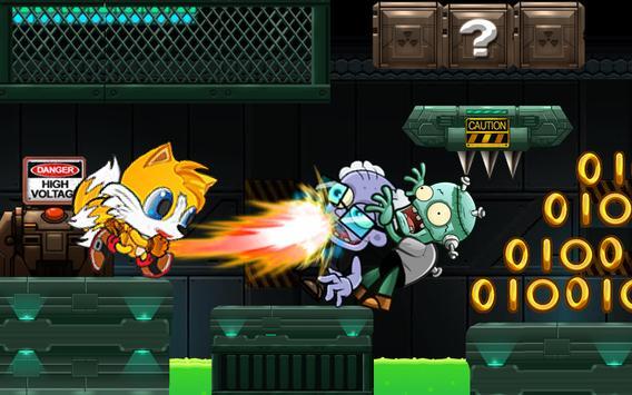 Super Sonic Heroes World apk screenshot