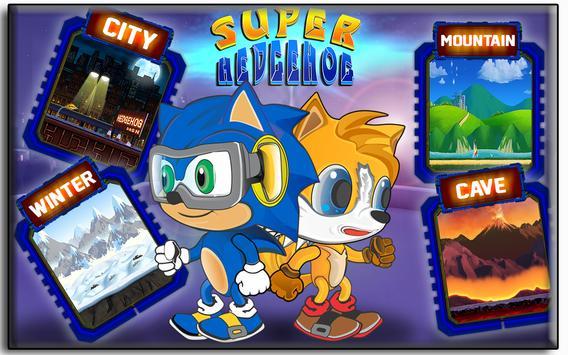 Super Sonic Heroes screenshot 6