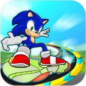 Sonic Hero Speed Race icon