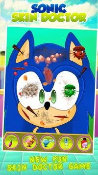 Sonic Skin Doctor Game screenshot 3