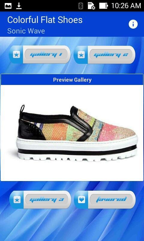 Giày Dép Phẳng đầy Màu Sắc Cho Android Tải Về Apk