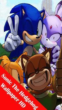 Sonic The Hedgehog Wallpaper HD screenshot 11