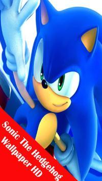 Sonic The Hedgehog Wallpaper HD screenshot 1