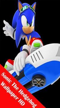 Sonic The Hedgehog Wallpaper HD screenshot 2