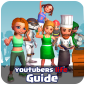 FREEGUIDE YouTubers Life icon