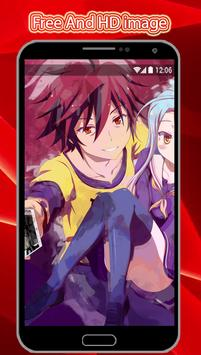 Sora No Game No Life Wallpaper Apk App Free Download For