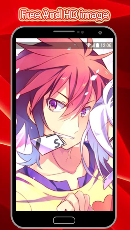 Sora No Game No Life Wallpaper For Android Apk Download