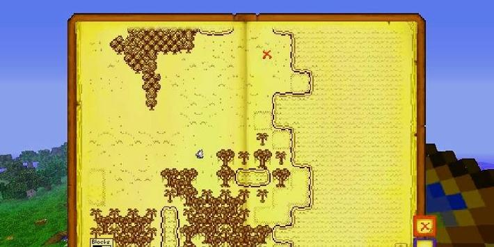 Antique Atlas Mod for Minecraft for Android - APK Download