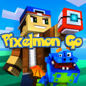 Pixelmon Go  Mod for Minecraft PE icon