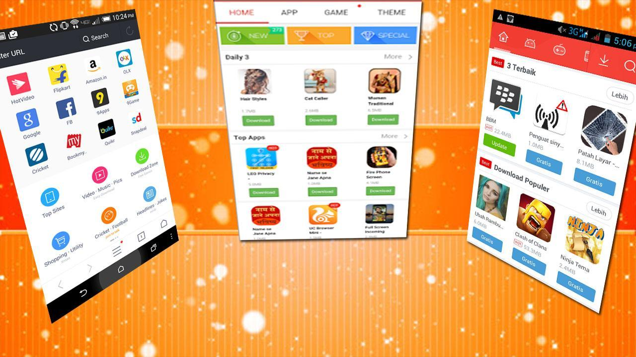 Tips For 9apps Old & New Version Install Guide for Android - APK