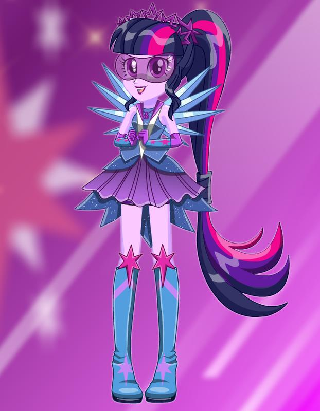 crystal guardian twilight sparkle starsuenet - 622×800