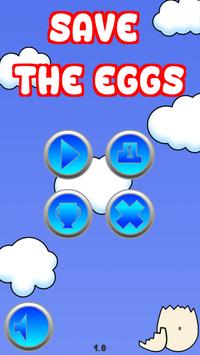 Save The Eggs poster