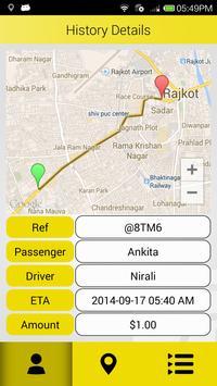 24/7 Ryde - DRIVER's app screenshot 2